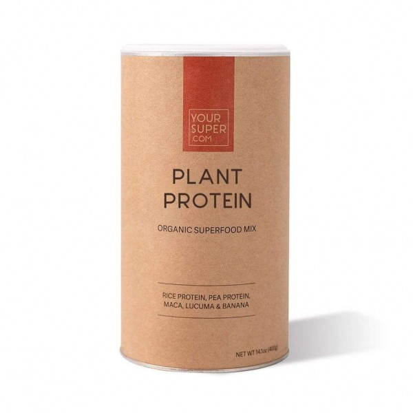Muscle Power | Plant Protein | Bio Superfood Mix | Vegan